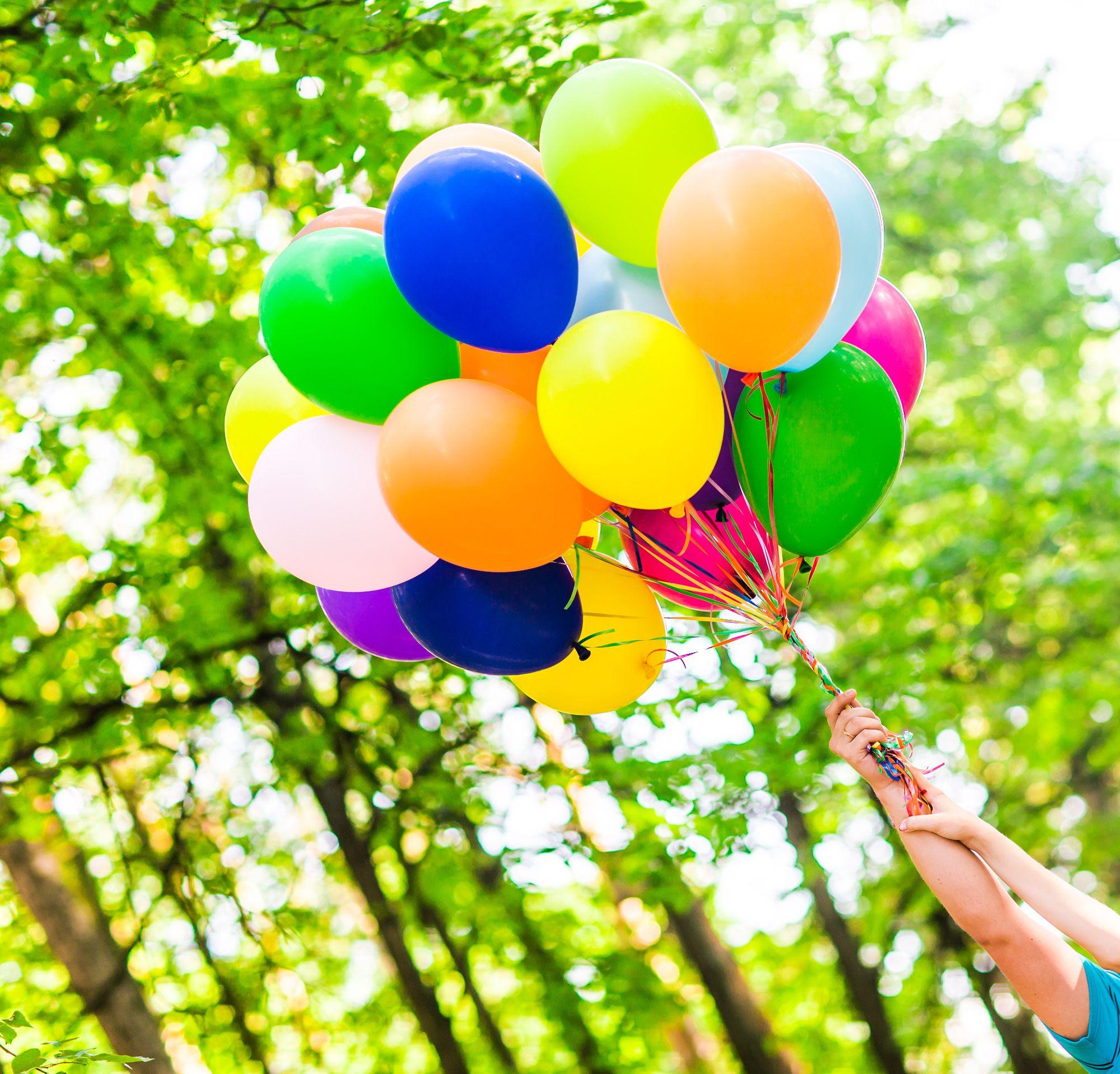 Ilmapallolla voi testata hengitystään