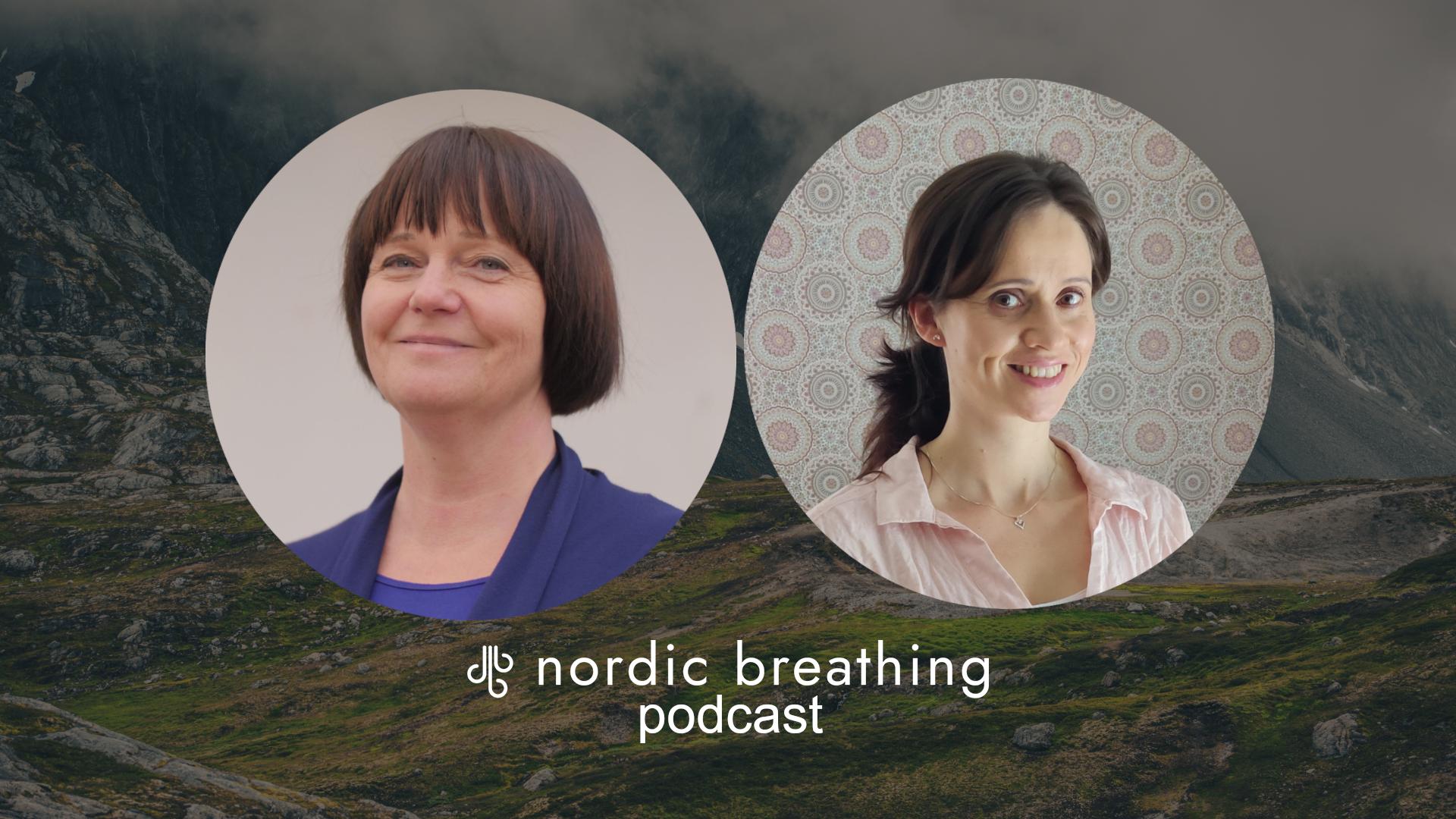 Nordic breathing podcast - Katri ja Ulla